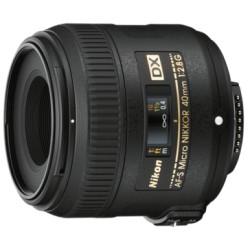 Nikon AF-S 2,8/40 G DX Micro (531734)