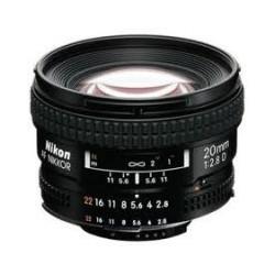 Nikon AF-D 2,8/20mm 62 (591131) - Nikon