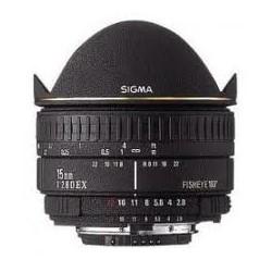 Sigma EX 2,8/15 DG NAFD Diagonal-Fisheye